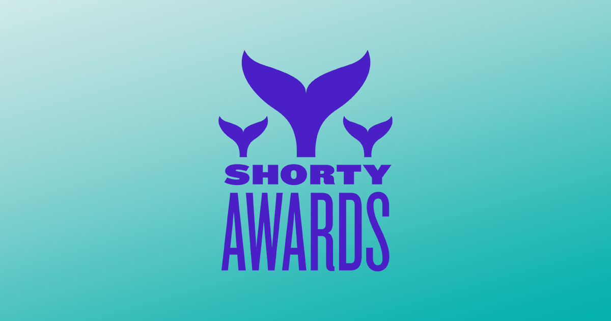 The Shorty Awards - Honoring the best of social media